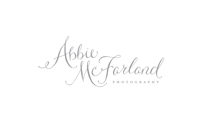 Abbie McFarland Photography Web Design
