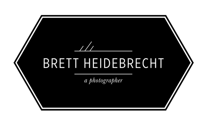 Identity and Web Design Brett Heidebrecht Photography