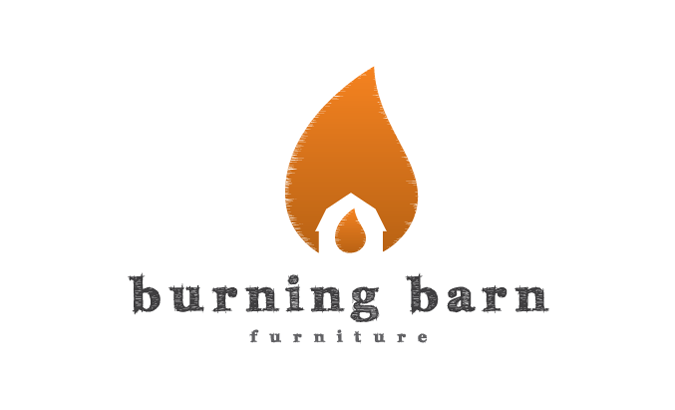 Identity, Branding and Business Card Design Burning Barn Furniture