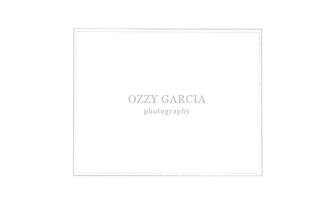 Web Design Ozzy Garcia Photography